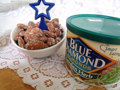Blue Diamond Almonds (Garden Herb)