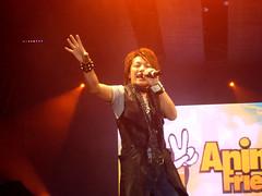 YOFFY - Psychic Lover (サイキックラバー) live @ Anime Friends 2011 - São Paulo, Brasil
