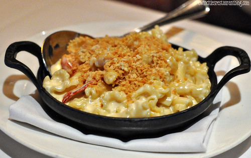 Lobster Mac N Cheese at the Capital Grille ~ Minneapolis, MN