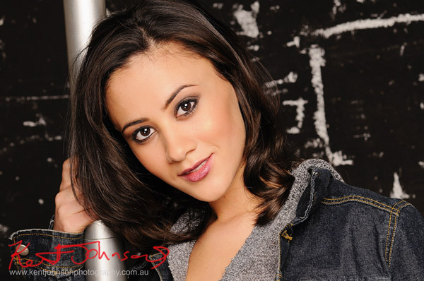 Modelling Portfolio Shoot - Beauty Shot, Head shot