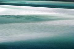 fading blue, whitehaven beach (NiklasPlutte) Tags: travel blue white colors bay australia lagoon fading australien reise whitehavenbeach whitsundayislands