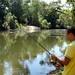 Pescaria no Rio Kennedy