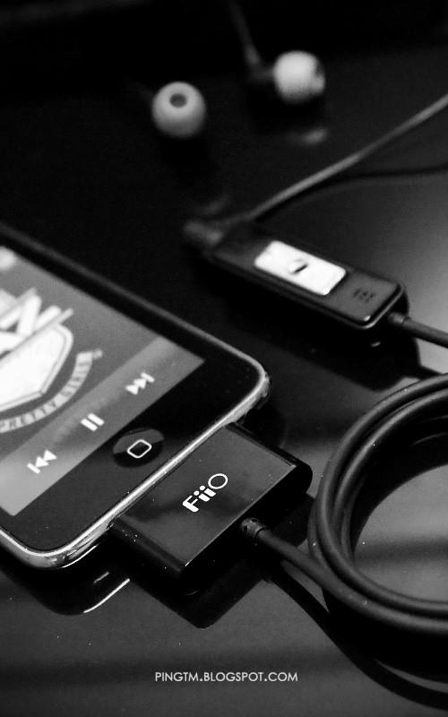 iPod Touch & E1