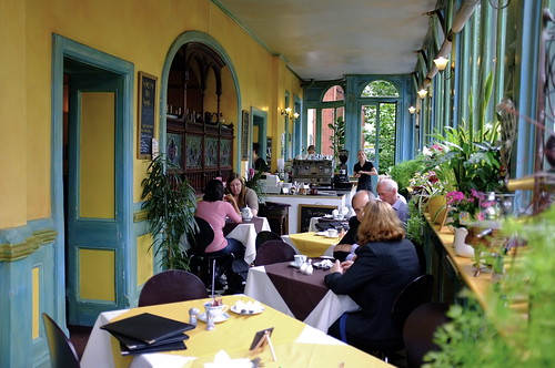 Conservatory Cafe at The Theatre Royal