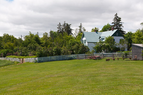 'Anne of Green Gables' house, Cavendish, Prince Edward Island, Canada