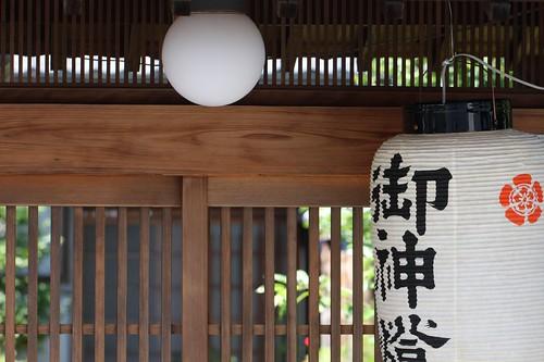 茨木神社の夏祭り / 2011.7.14