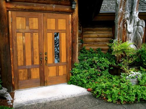 Art Centre Doors, Sechelt BC