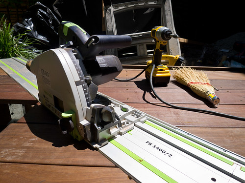 Day 10: Festool detail II