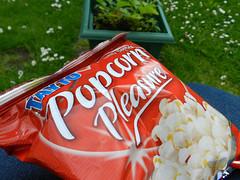 Popcorn moment