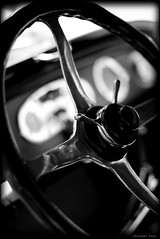 The Steering Cross (SmokinToast) Tags: auto old blue sunset bw usa sun white black newmexico santafe color macro cute sexy art classic strange beautiful beauty car wheel contrast rural america canon cafe cool interesting scenery shiny dof shot dynamic steering image bokeh antique scenic engine explore odd telephoto 7d motorcycle antiques pictureperfect realistic 2011