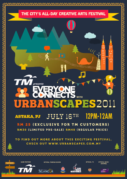 Urbanscapes-Poster