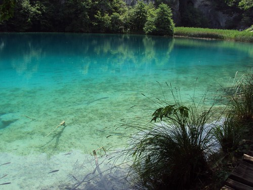 breath-taking Plitvice Lakes 5. Serenity. That's just pure bliss