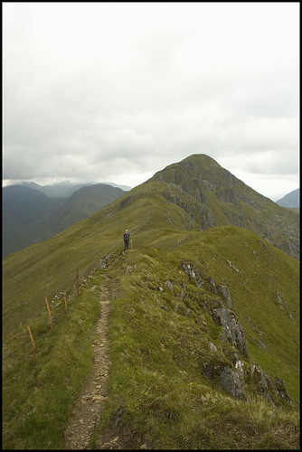 Ridge to Sgurr an Lochain
