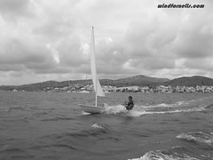 Dinghy sailing menorca (Wind Fornells) Tags: sailing watersports dinghy activities minorca