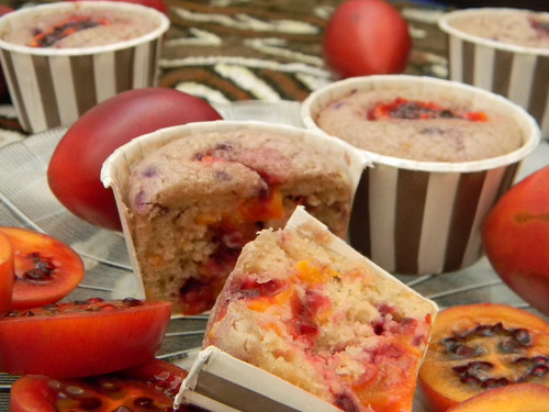 Tamarillo Cupcake 3