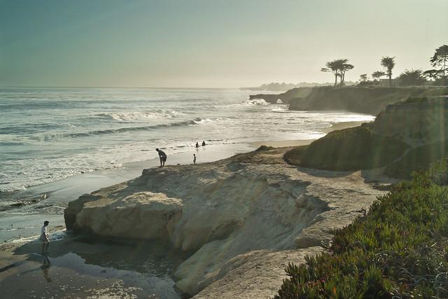santa cruz beach line