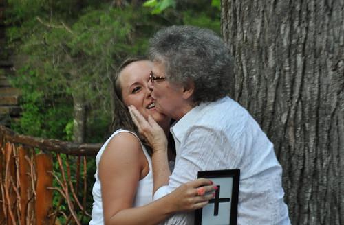 Lindsey, & Nana Pat