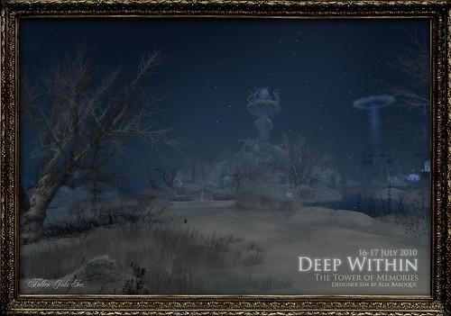 """""""Deep Within"""" III"""