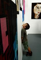 (Stewart Black) Tags: uk boy art college bath gallery somerset exhibition