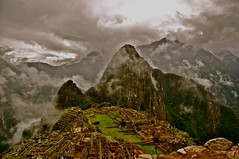 Machu Picchu is truly beautiful