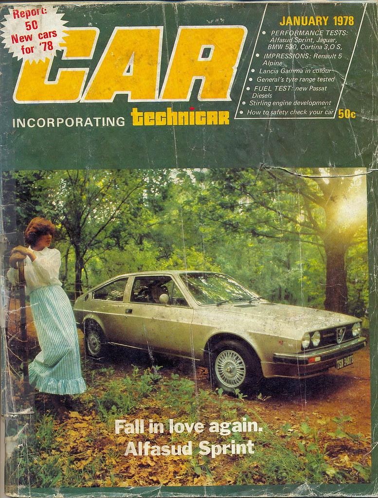 CAR Magazine - January 1978