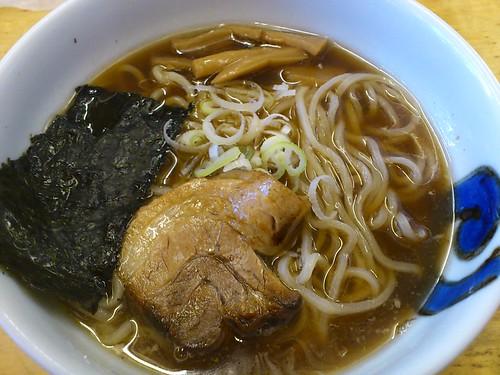 ra110717季織亭 せりた煮干し拉麺