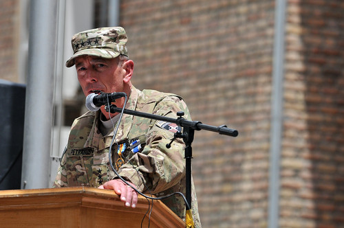 Allen takes command of ISAF [Image 3 of 20]