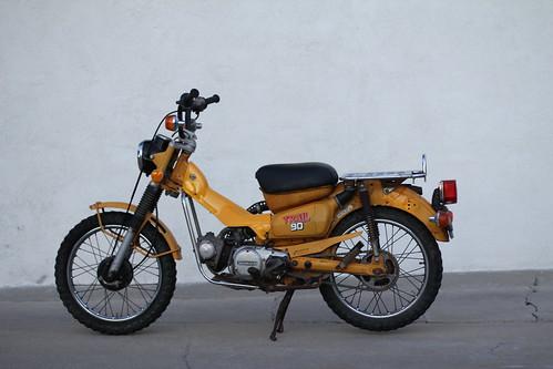 1978 Honda Trail 90