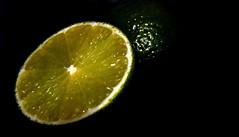 191/365 - Something green (Ali ~ McC) Tags: green juicy juice citrus lime peel something pith segments segmented