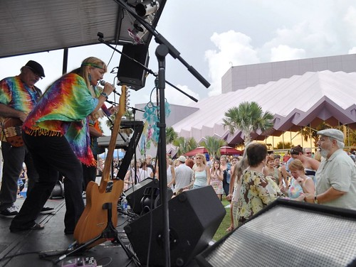 Wordless Wednesday: '60s Band Yesterdazye Rocked Van Wezel's FridayFest