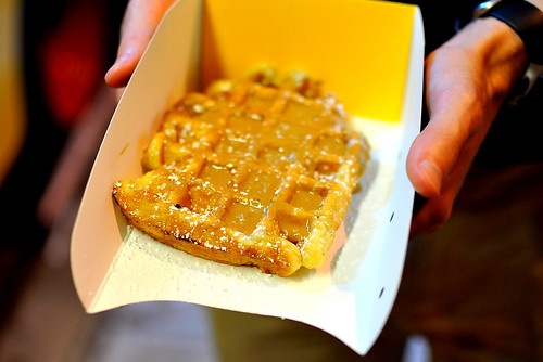 Wafels & Dinges - New York City