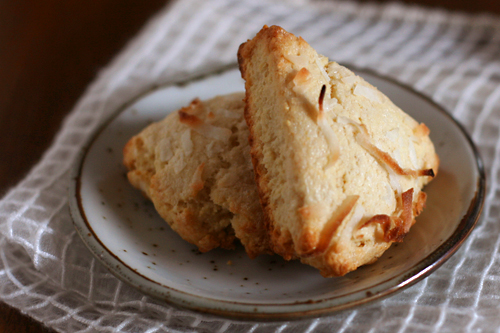 coconut scones 4
