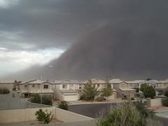 July 18, 2011 Phoenix dust storm (NOAA NSSL) Tags: nature weather duststorm haboob nssl