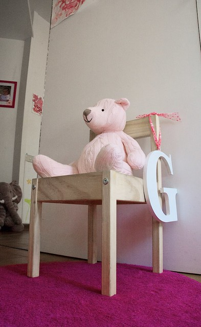 little chair and bear