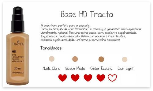 Base HD Tracta