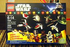 SDCC Exclusive 7958 LEGO Star Wars Advent Calendar - 1