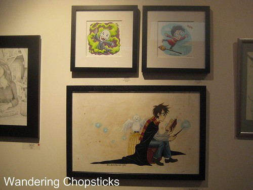 Harry Potter Tribute Exhibition - Nucleus Art Gallery and Store - Alhambra 33
