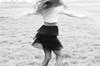 (Ebtesam.) Tags: summer sun sunlight white black blur blurry nikon dancing jeddah riyadh 2011 ebtesam
