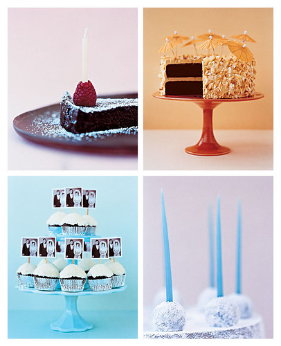 Clever Cake Toppers