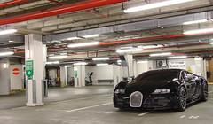 SuperSport (Zander_911) Tags: black london canon abu dhabi alejandro veyron supersport 60d