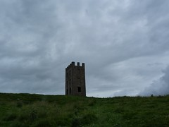 kinpurney tower (Gilmore House Bed & Breakfast Blairgowrie Scotland) Tags: hill kinpurney