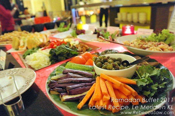 Ramadan Buffet - Latest Recipe, LE Meridien-14