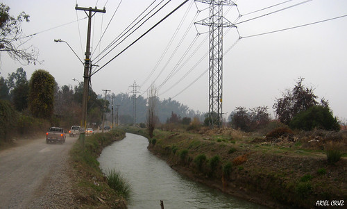 Tobalaba - Canal San Carlos