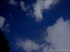 Shooting Star! (Immortal46) Tags: stella 35mm stars star nikon falling cielo shooting nikkor afs stelle cadente 18g d3100