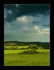 summer storm (d@rkmarmotte) Tags: color photoshop burgundy atmosphere panasonic bourgogne cs3 nolay