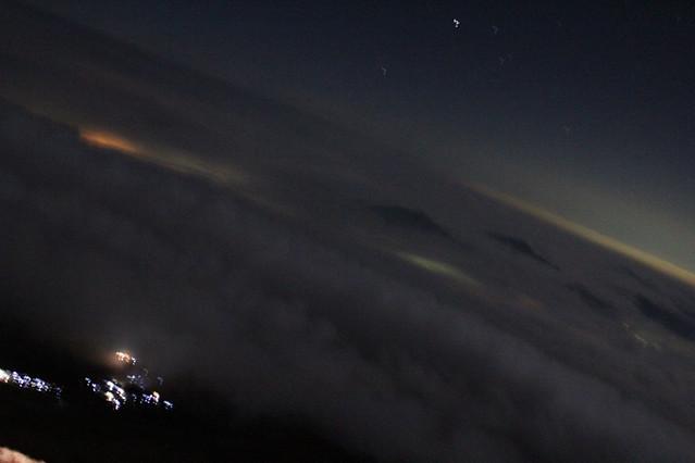 富士山本8合目