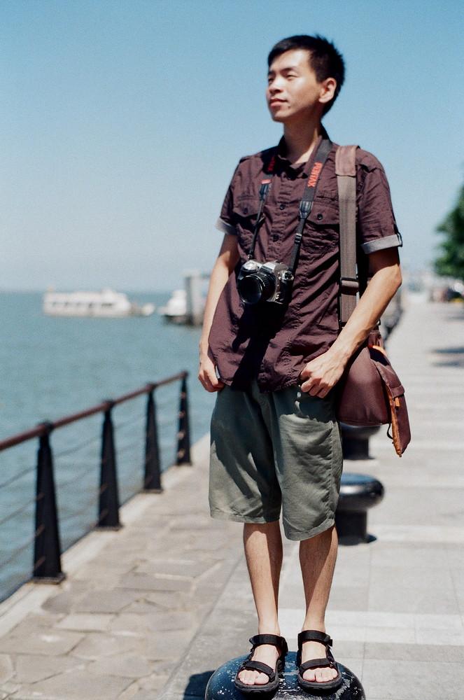 大暑遊淡水(7/23外拍)