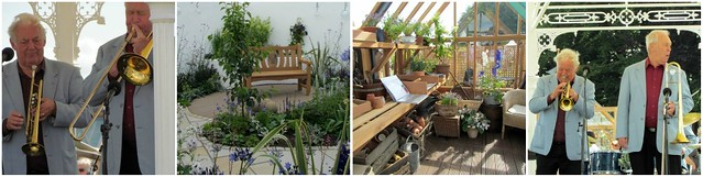 Bandstand Show Garden Posh Greenhouse