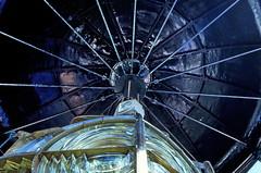 19860500 Korsika Capo Pertusato Leuchtturm Spiegel (8) (j.ardin) Tags: lighthouse faro corse spiegel corsica beacon phare leuchtturm fresnellens leuchtfeuer korsika capopertusato fresneloptics