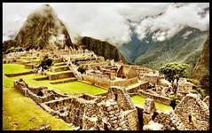 Machu Picchu - Main Square
